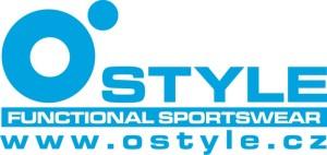 Logo O style obdelník